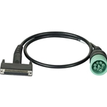 Bosch 9-Pin Green Adapter Cable for Bosch ESI 3824