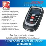 1 Year Software Certificate For Tech500 TPMS Tool
