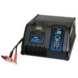 Battery Diagnostic Station with Integrated Printer