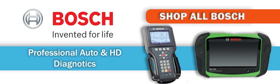 Bosch Automotive Diagnostics