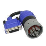 9-pin cable for USB2 and CAT Equipment