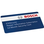 Bosch® ESI Troubleshooting and Repair Subscription