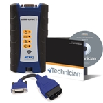 Nexiq USB Link 2 Wi-Fi Kit w/ eTechnician and J1962 OBDII Adapter (646000)
