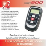 2 Year Software Certificate for the Tech500 TPMS Tool