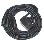 DB-25 to 8 pin DIN Cable Adapter for Monitor 4000E