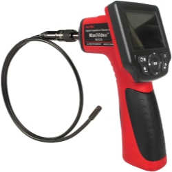 "MaxiVideo MV208 Digital Videoscope with 2.4"" Screen and 5.5mm Head"