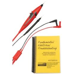 LOADpro® Bundle - Dynamic Test Leads and Fundamental Electrical Troubleshooting Book