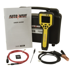 Auto Wave Voltage and Signal Waveform Viewer